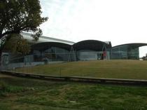 【八代市立博物館】  お車で20分  未来の森ミュージアム