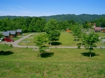 キャンプ場ロング