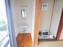【和室6畳(バストイレなし)定員2名様】