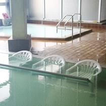 大浴場「半身浴コーナー」
