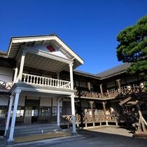 *【周辺観光/教育資料館】国の重要文化財に指定され、登米を代表する観光スポットになっています。