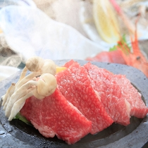 *【夕食一例】陶板焼き