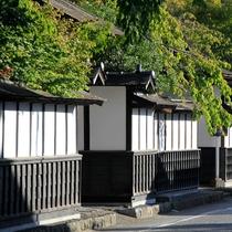 *【周辺観光/武家屋敷春蘭亭】400年以上前に建てられた武家屋敷。現在は、お休み処として楽しめます。
