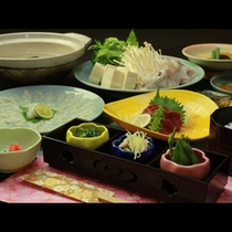 【お食事一例】
