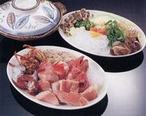 海鮮鍋料理