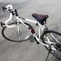 スポーツ系自転車でお越しのお客様はお問い合わせください