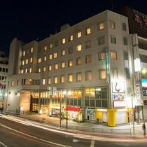 ●ホテル飯田屋● 松本駅から徒歩1分