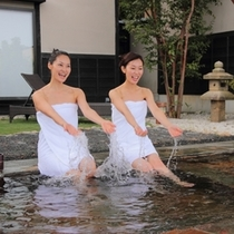 絶景温泉露天風呂