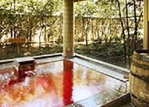 水晶の湯(内風呂 甲州ワイン風呂)