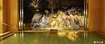 檜木の湯(内風呂)