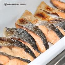 朝食【Resort】和食一例