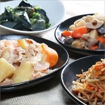 朝食【Resort】朝はやっぱり和食!