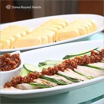 朝食【Resort】岡山名物