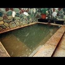 七釜温泉の湯