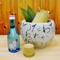 地酒の信濃鶴
