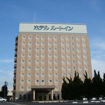 ホテルルートイン太田外観