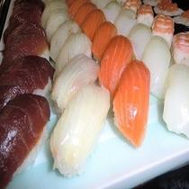 サマーブッフェ(寿司コーナーイメージ)
