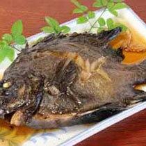 海鮮の宿 かまや 夕食 煮魚例
