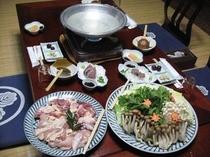 大和肉鶏水炊き