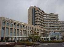 島根県立中央病院(車で約30分)