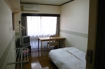 シングルBのお部屋3