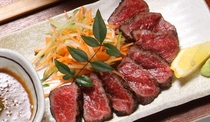 宮崎牛プランのお肉