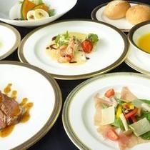 ◆ホテルレストランならではの落ち着いた雰囲気のなかでお楽しみください。※画像はイメージです