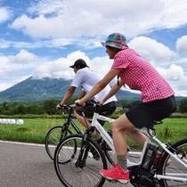 ◆ニセコの大自然を自転車で駆け廻ろう♪