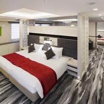 アンヌプリスイートのお部屋は94平米の広さでニセコに長期滞在する方にもおすすめ