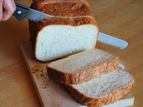 毎朝焼きあげオートミールパン