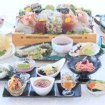 【スタンダード★2食付】とれたて新鮮な海の幸をご堪能♪和会席コース料理