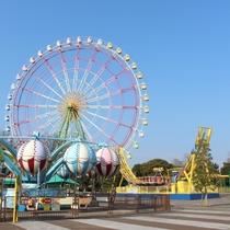 【ひたち海浜公園】広い敷地で全ての方が一日中楽しめます。ホテルから車で9分