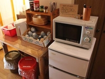 ポット 電子レンジ 冷蔵庫