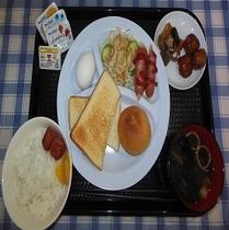 朝食ごはん
