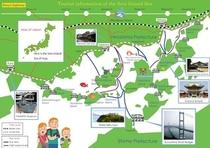英語版 地図
