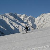 ウィンタースポーツ 002 スキー・八方