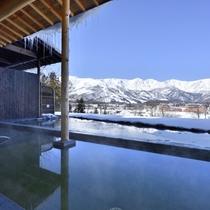 【新】寒い日こそ露天風呂が気持ちがいいのはなぜでしょう?(血圧高い方は注意、ゆっくり動きましょう)