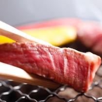 【和牛のステーキ】(一例)