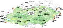 与那国島ガイドマップ
