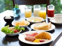 和琉セットメニュー(朝食イメージ)