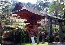 六殿神社楼門
