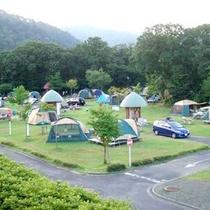 *【AC電源付きのオートキャンプ場】充実の設備で、初めてのキャンプでも安心してご利用いただけます。
