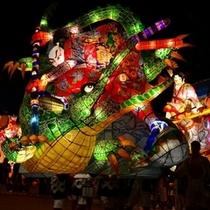 刈谷の夏祭り 天下の奇祭 万燈祭
