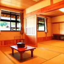 ■客室和室
