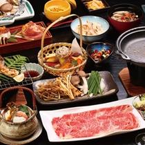*秋味覚2014(薫り)/極みのグレードアップ会席