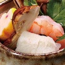 *秋味覚2014(薫り)/松茸の土瓶蒸し