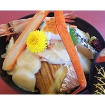 豪華海鮮丼