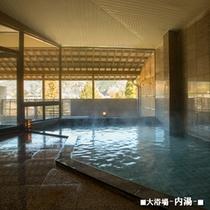 ■大浴場・内湯■