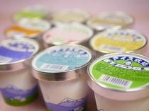 会津中央乳業の「べこの乳アイス」
