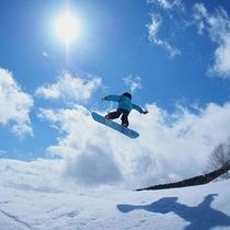 スキー・スノーボードイメージ
